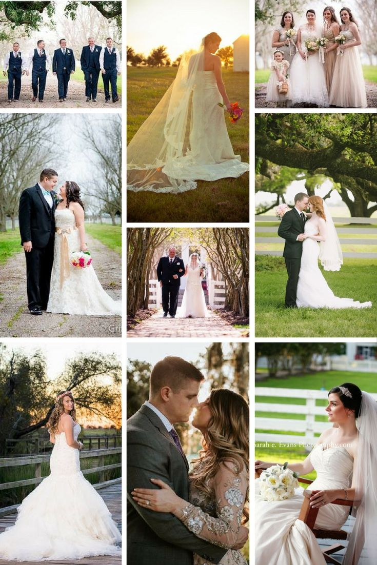 Some Of Our Favorite Brides And S From The Past Here At George Ranch Historical Park