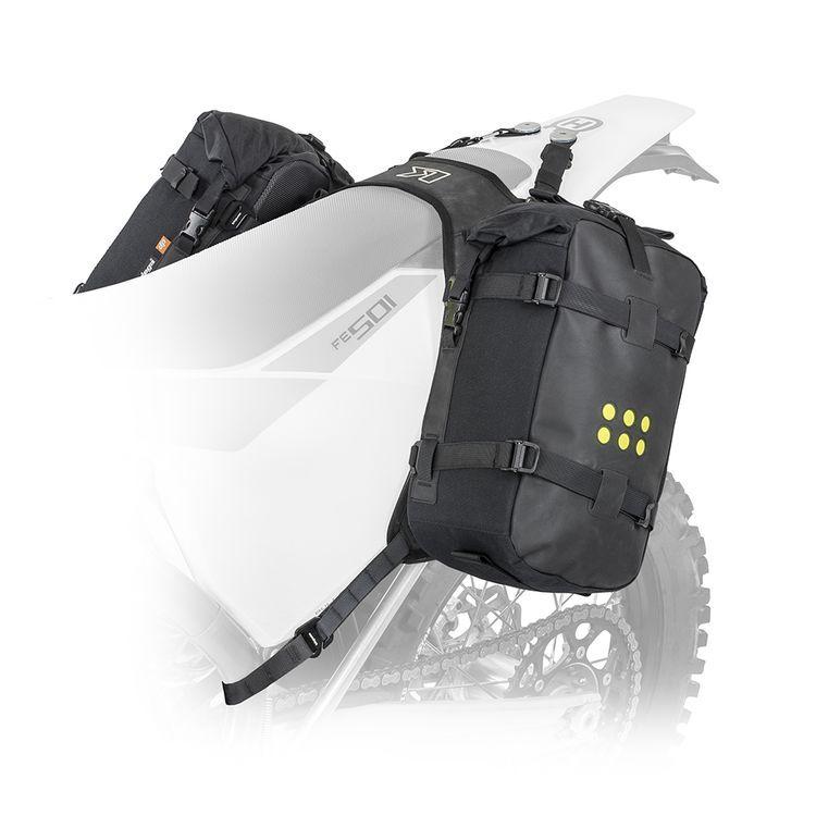 Kriega Os Combo 24 Drypack System Revzilla Pannier Dual Sport Adventure Bike