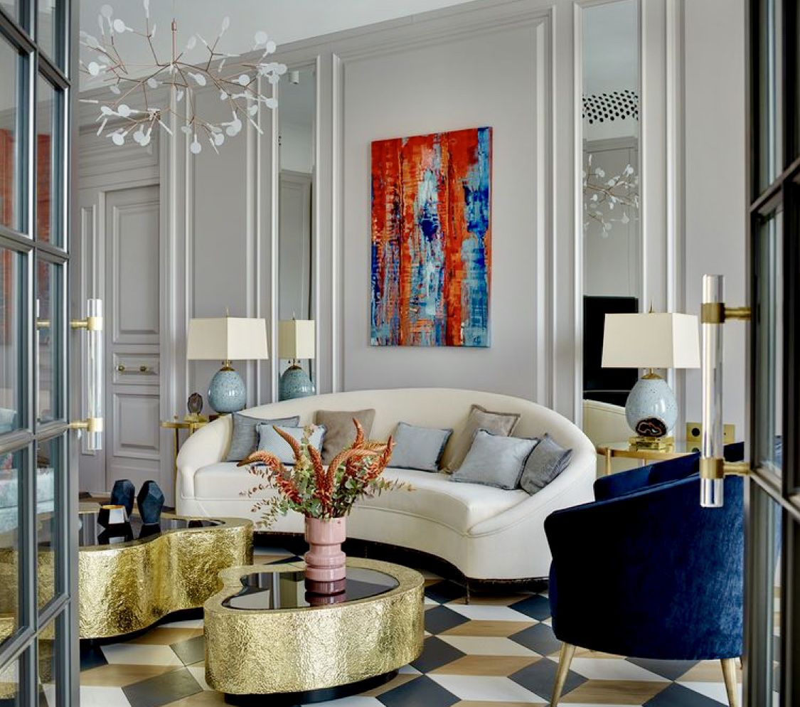 Best Art Deco Living Room Decor  Art deco living room, Luxury