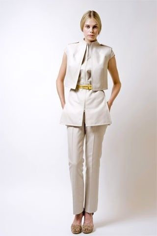 Akris Pre-Fall 2020 Fashion Show - Vogue