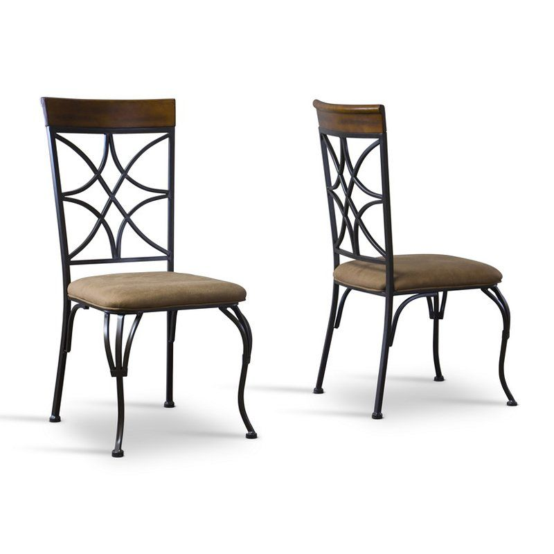 Shop Baxton Studio  WR-D154 Ibiza Contemporary Dining Chair (Set of 4) at ATG Stores. Browse our dining chairs, all with free shipping and best price guaranteed.