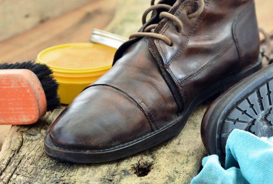 Lederschuhe Pflegen So Halten Schuhe Länger