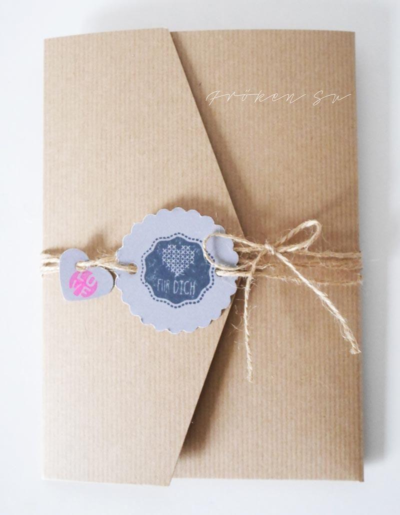 Diy Geschenkkarte Selber Basteln Geschenkkarte Basteln