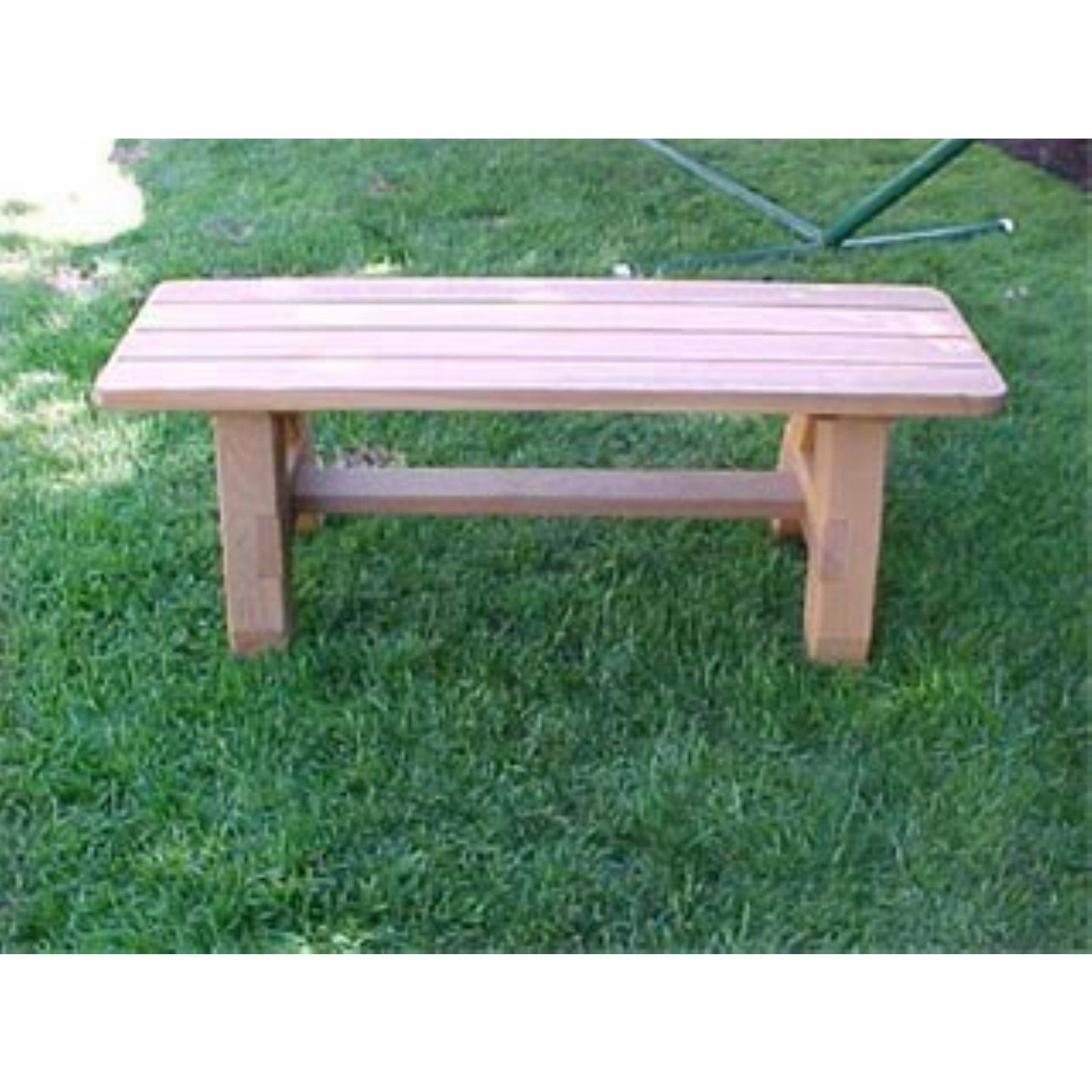 Swell Outdoor Wood Country Classic Cedar Backless Bench In 2019 Lamtechconsult Wood Chair Design Ideas Lamtechconsultcom