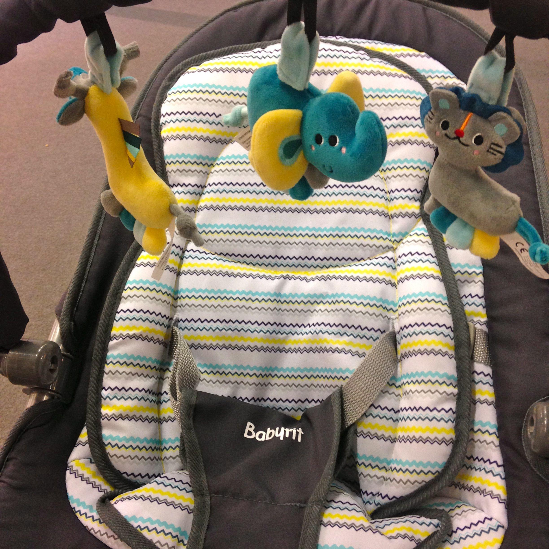 Le sac  langer Diabolo de Babybus par Autour de bébé Disponible