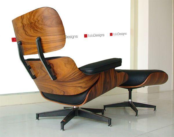 Charles Eames lounge chair mit Hocker € 979,00€