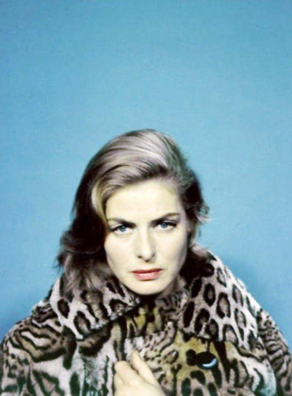 Ingrid Bergman More | イングリ...