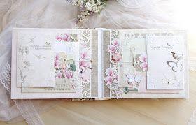 """Моё любимое хобби: Свадебный альбом в рамках СП """"Wedding ..."""