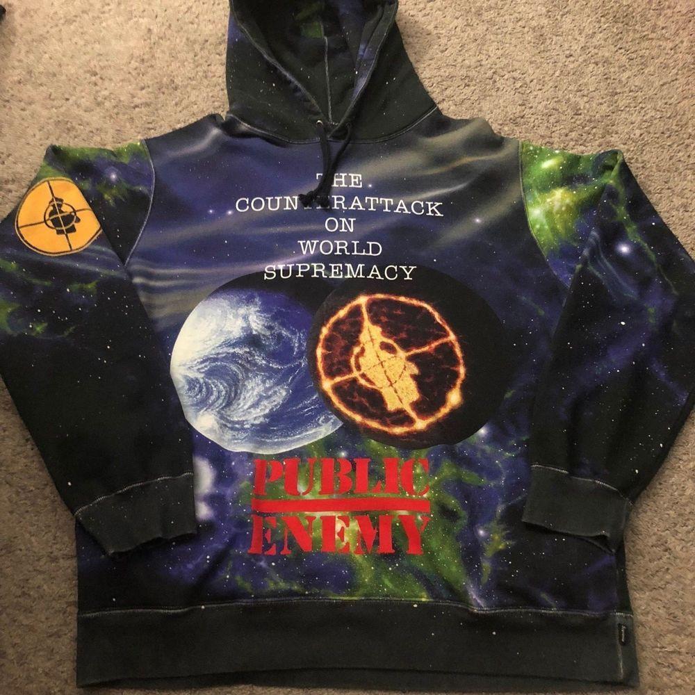 kid online biggest selection Supreme UNDERCOVER/Public Enemy Hooded Sweatshirt XL New ...