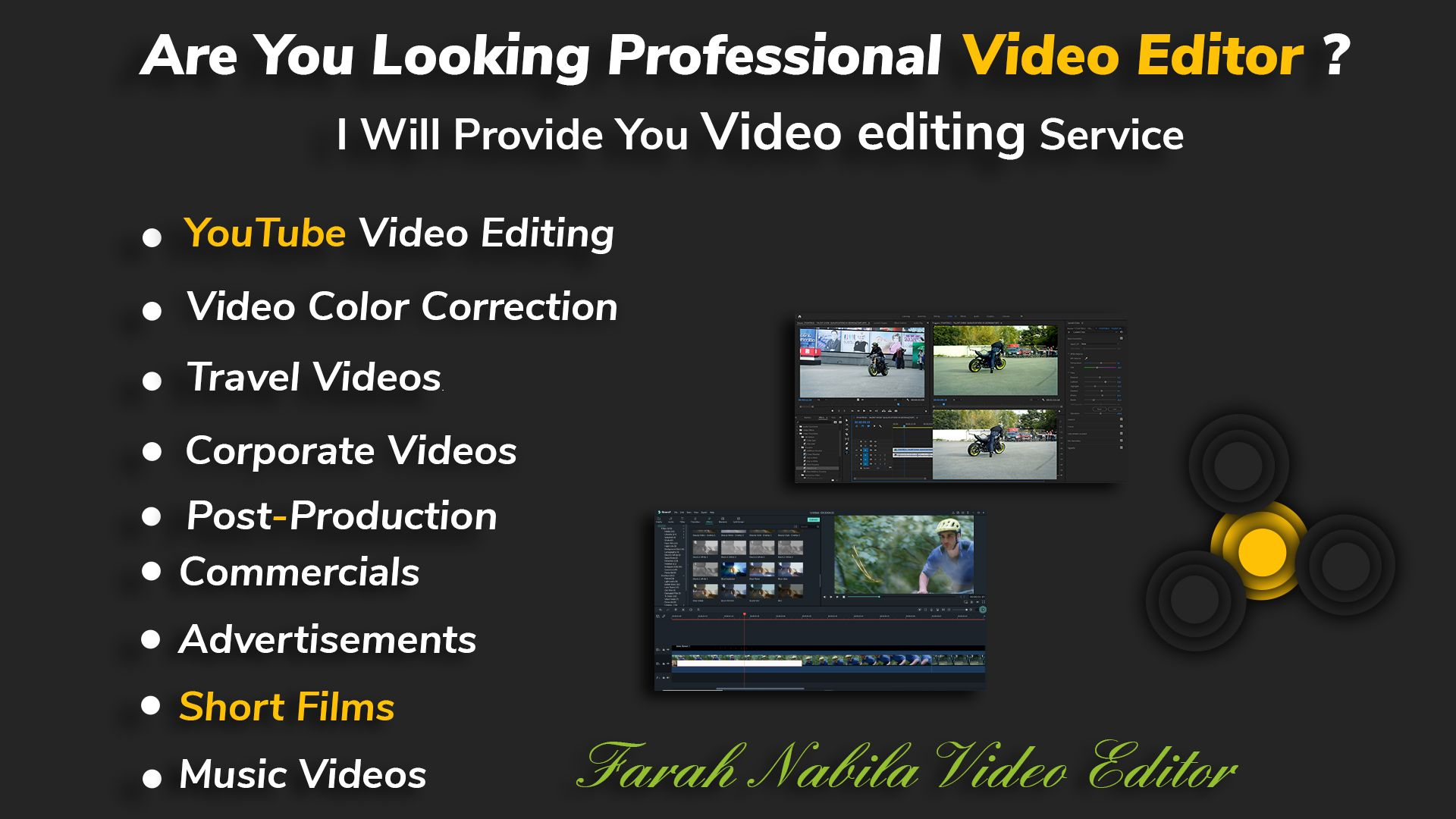 Video Editing Service In 2020 Video Editing Corporate Videos Editing Service