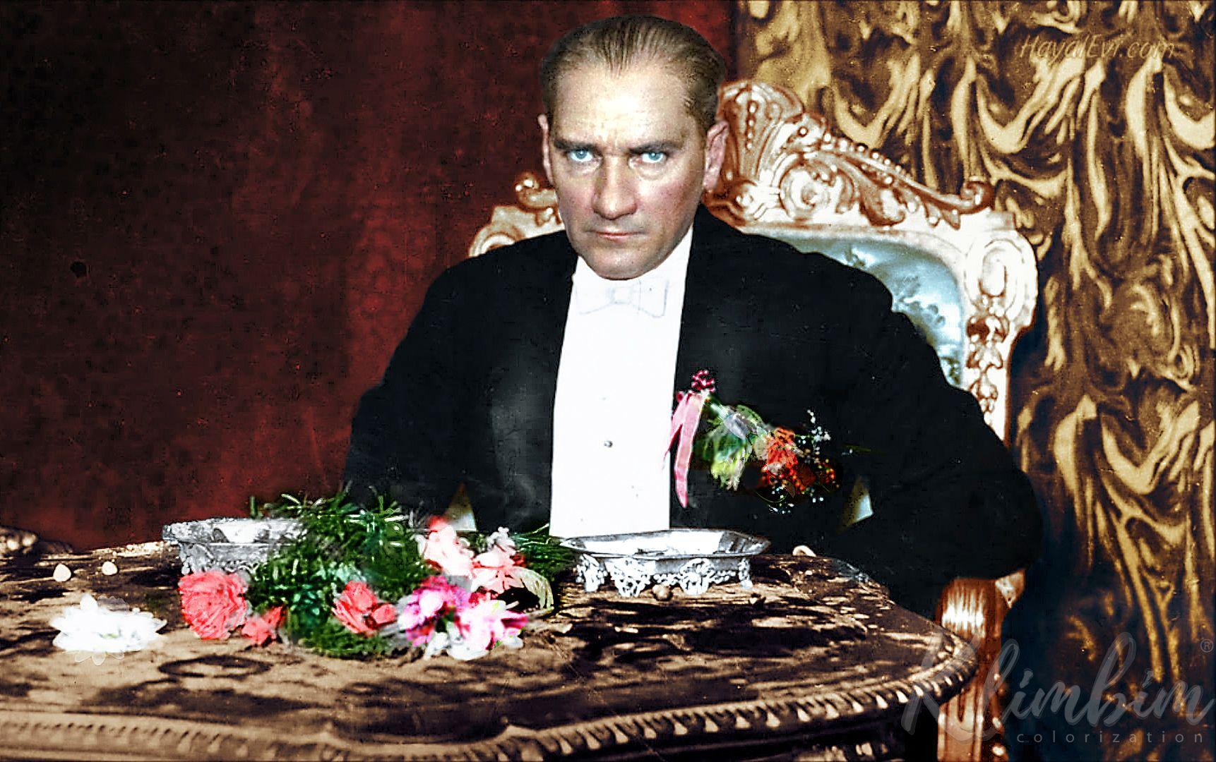 Mustafa Kemal Ataturk Mustafa Kemal Atatyurk