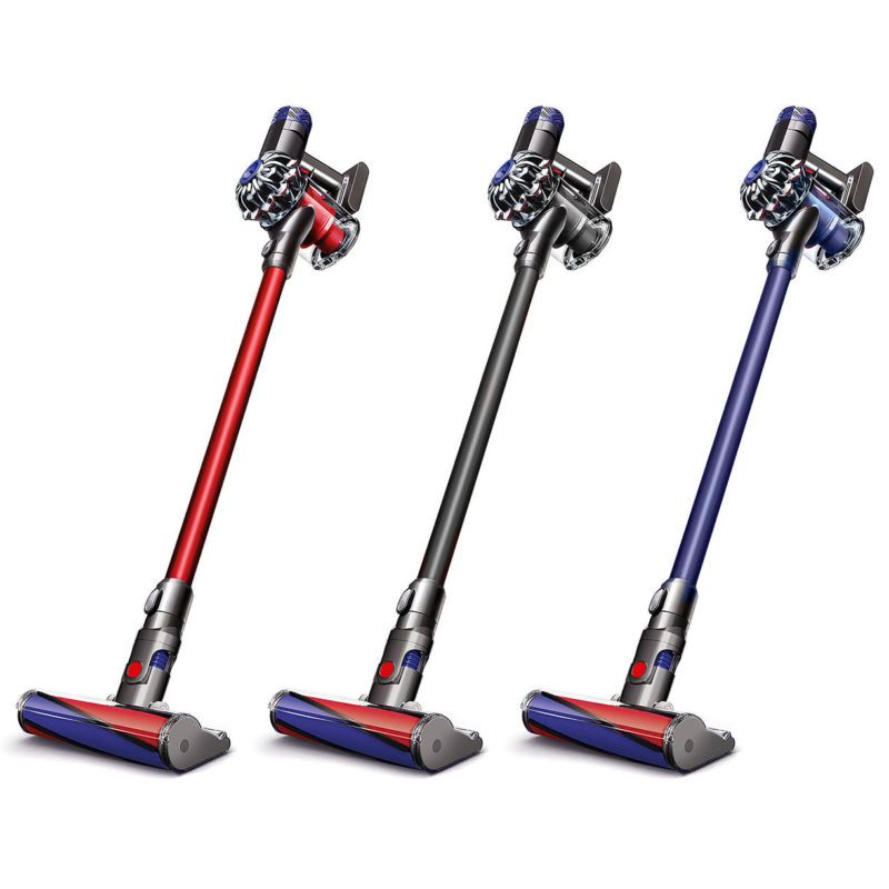Dyson Sv09 V6 Absolute Cordless Vacuum 2 Colors Refurbished Natural Carpet Cleaning Carpet Cleaning Solution Carpet Cleaning Hacks