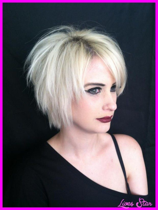 Awesome Razor Cut Bob Hairstyle
