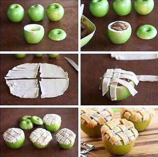 OMG!!!! Apple Pie!
