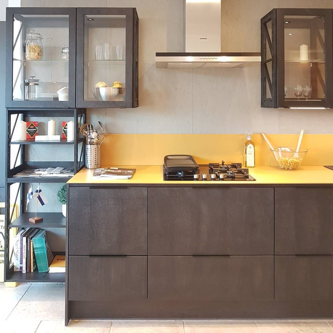 Shelving for alcove | Kitchen cabinets, Home decor, Shelves