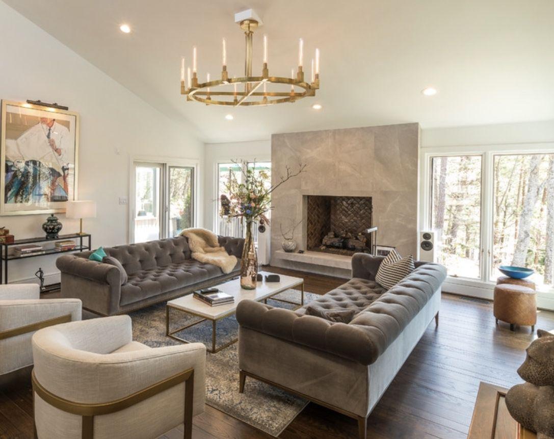 Elegant Luxury Taupe Living Room Decor Taupe Living Room Tu