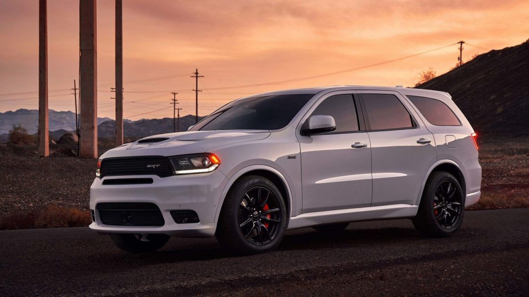 The 475 Horsepower 2018 Dodge Durango Srt Dodge Durango Dodge