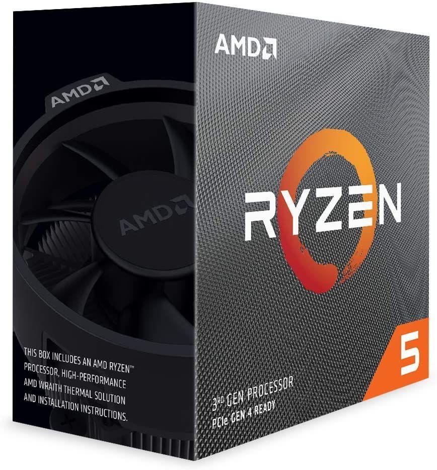 Procesador Amd Ryzen 5 3600 De 4 2ghz Computer Cpu Amd Processor