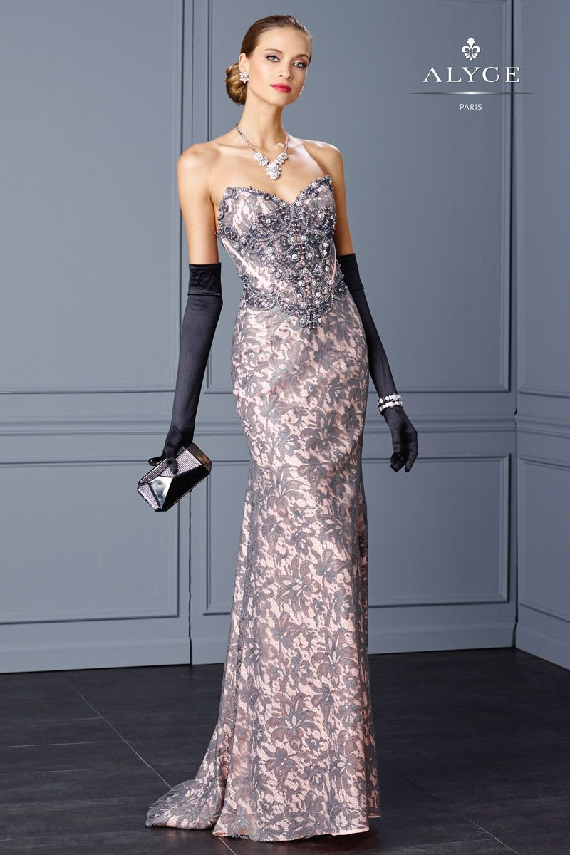 Alyce Black Label 5701 Alyce Paris Black Label Chique Prom, Raleigh ...