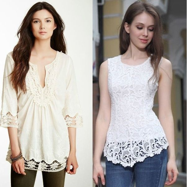 Hay proveedores de blusas bonitas de moda, principalmente ubicados en East Asia. Los principales países proveedores son China (Continental), India y el pakistán, que proveen el 89%,9% y el 1% de blusas bonitas de moda, respectivamente.