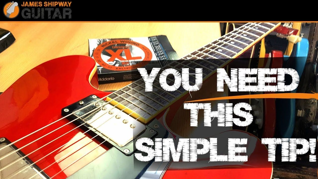 How To Make Your Guitar Sound Better and Guitar Strings