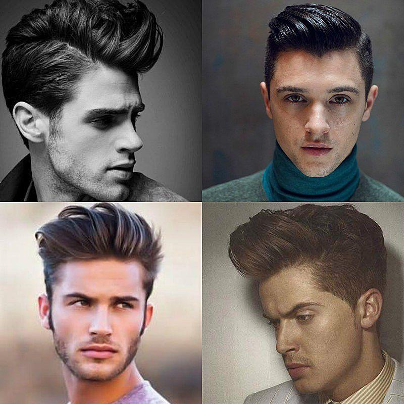 Pompadour Hairstyles Pleasing Modern Pompadour Hairstyles  Hair  Pinterest  Pompadour Hairstyle