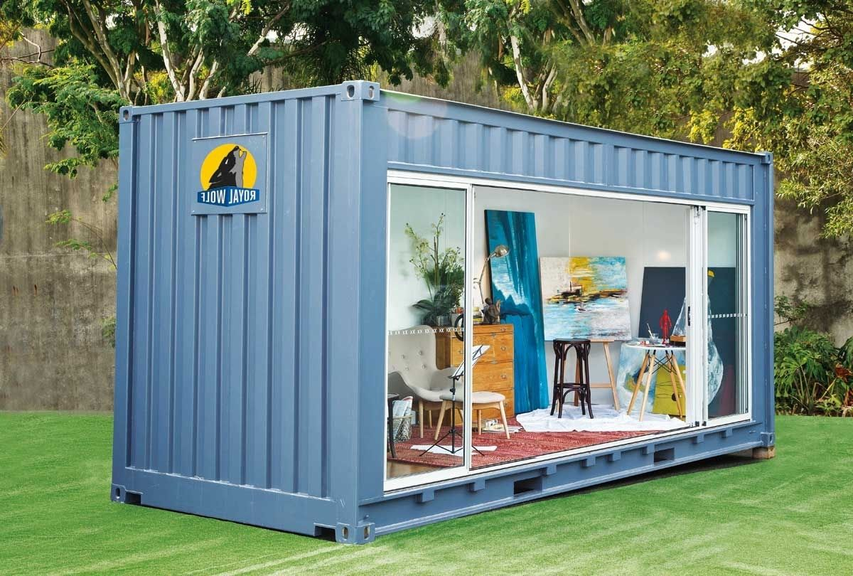 Shipping Container Pool House In Shipping Container Pool House .