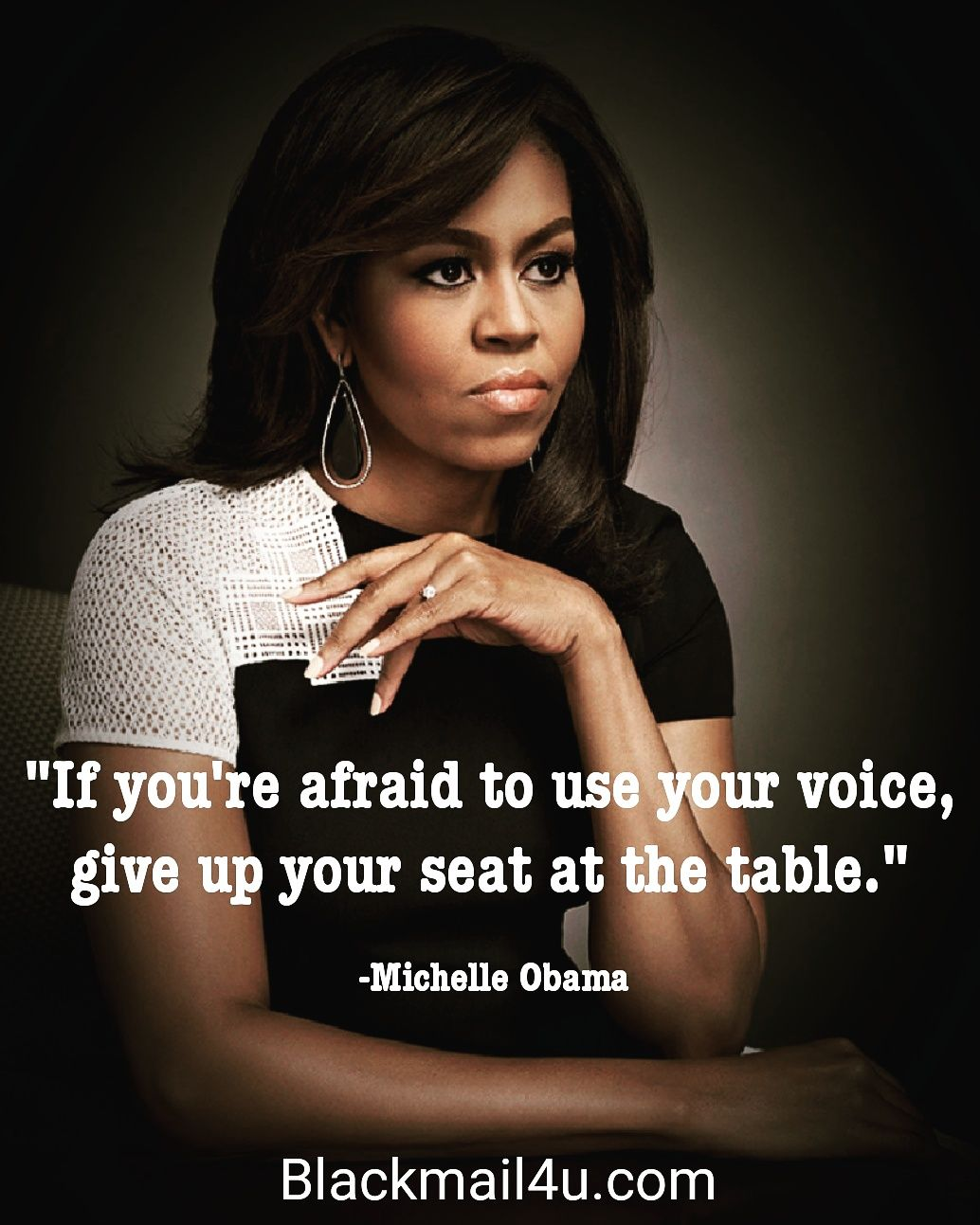Powerful Women Quotes Michelle Obama
