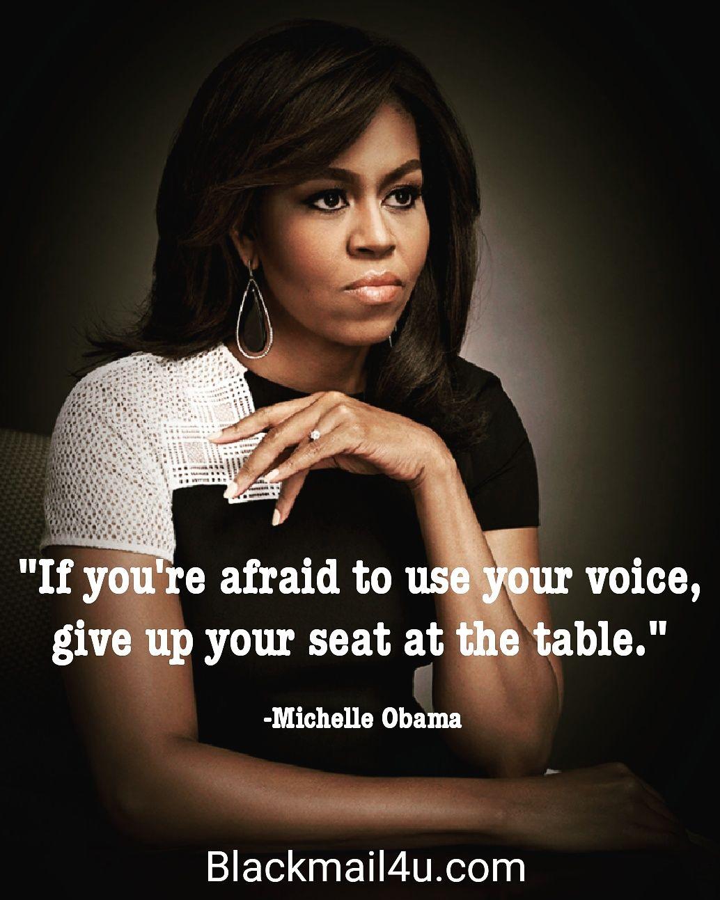 Michelle Obama Dropping Knowledge Black Women Quotes Michelle Obama Quotes Obama Quote