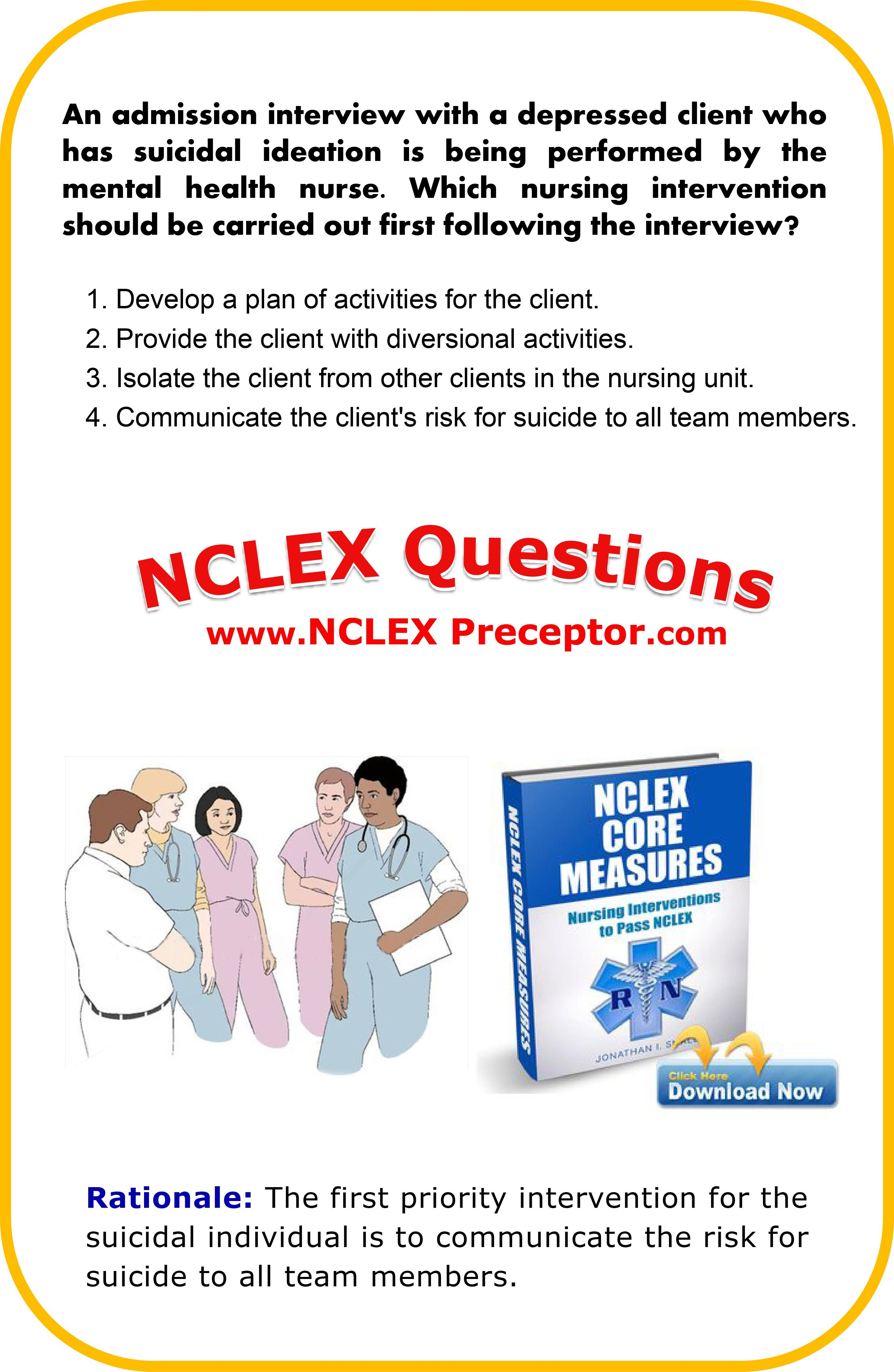 Free Practice Nclex Questions For Registered Nurses Get
