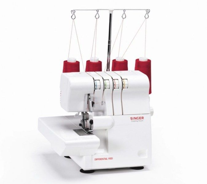 Remalladora Singer 40SH40 Con DIFERENCIAL Fashion Courses Interesting Singer 14sh654 Finishing Touch Serger Sewing Machine