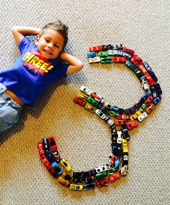 10 Ideas for 3 Year Old Birthday Celebration Party #boybirthdayparties