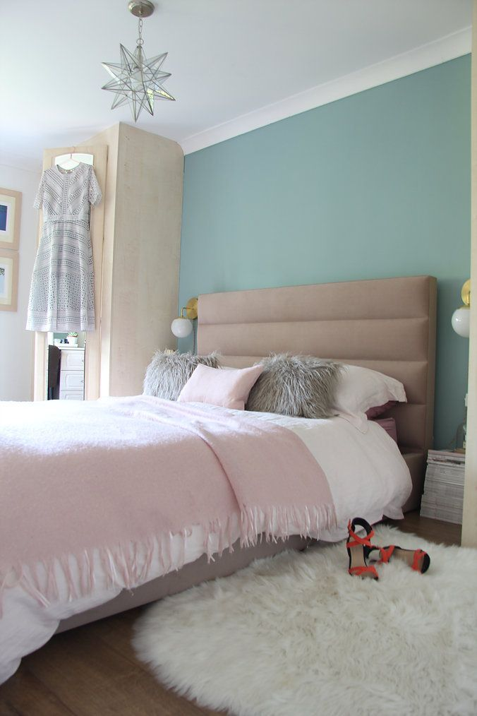Pink Interiors Explore Your Feminine Side Duck Egg Blue Pink
