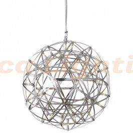 Mica Lighting Replica Raimond Puts Moooi 45cm Led Pendant