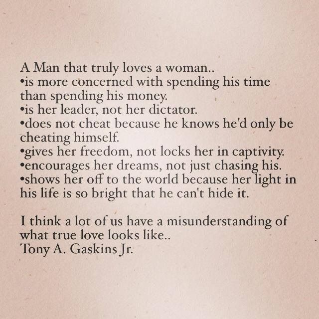 Quotes About How A Man Should Love A Woman: When A Man Loves A Woman Quotes - Google Search