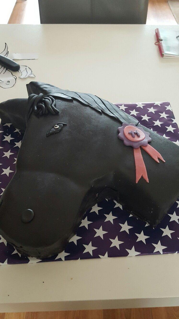 Paardenhoofd taart