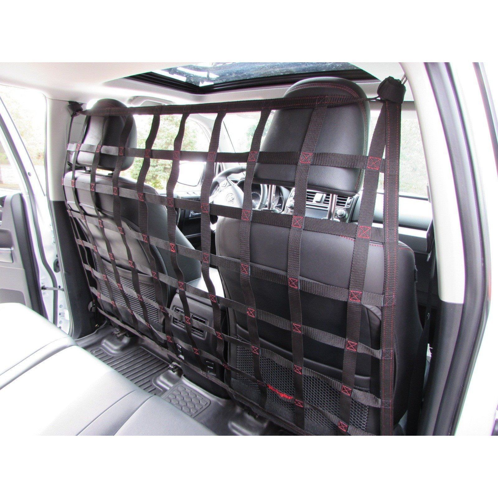 2011 Newer Chevrolet Spark Behind Front Seats Barrier Divider Net Tacoma Access Cab Toyota Tacoma Toyota Land Cruiser Prado