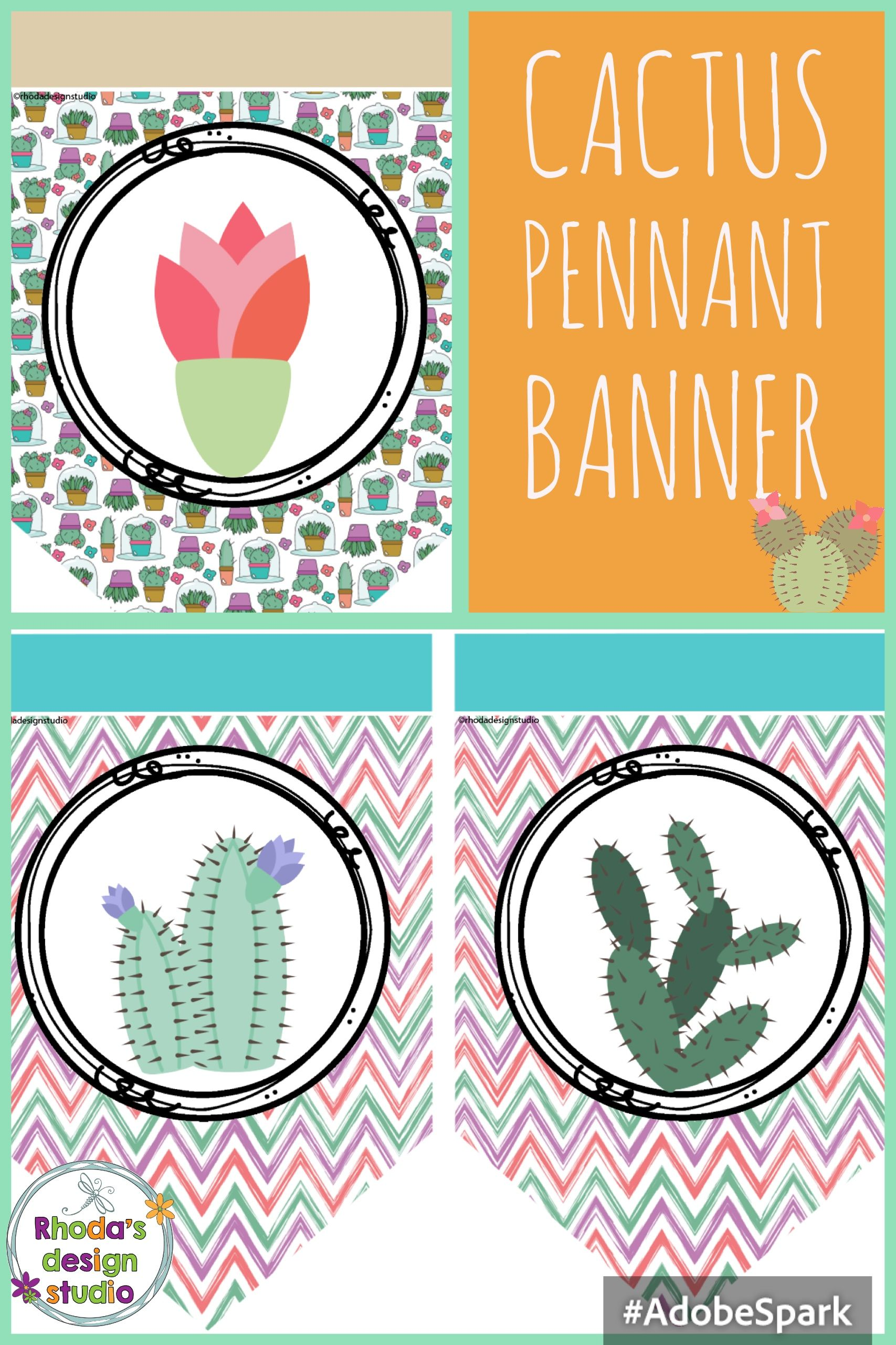 This Is A Printable Banner That Can Be Used For Home Decor