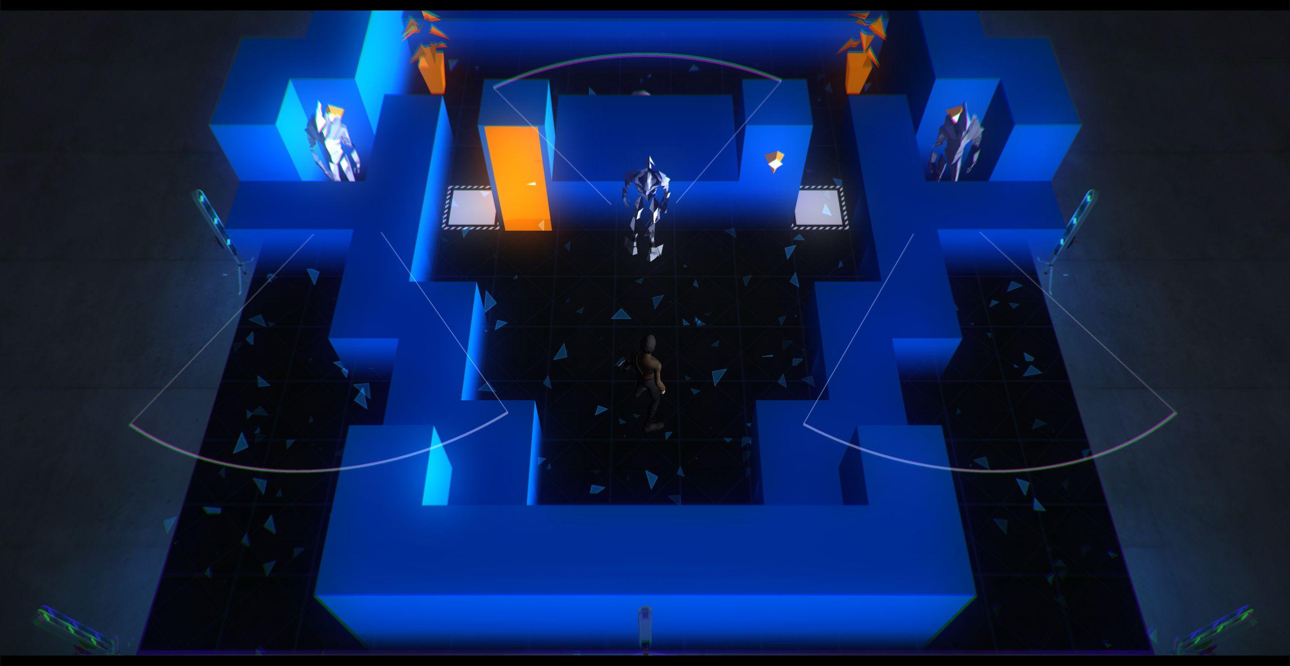 Gamasutra Kevin Wong's Blog Stealth Game Design Games
