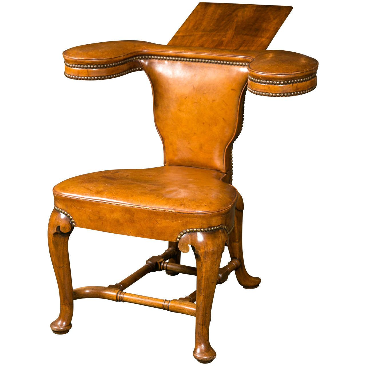 Best 19Th Century English Reading Chair Chair Leather Chair With Ottoman Leather Bean Bag Chair 400 x 300