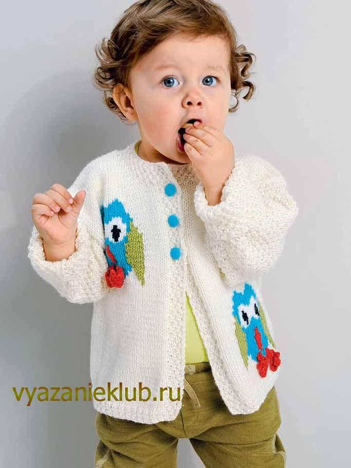 Елена нодель вязание детям 122