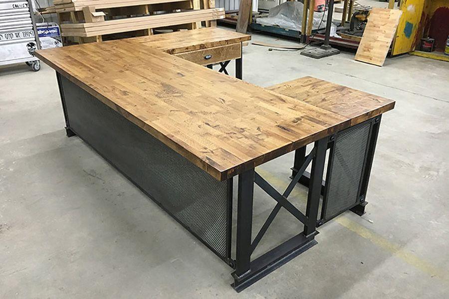 The U Shape Desk Commercial Design Blogs Office