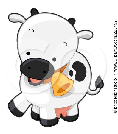 Pin By Ally Click On Www Clipartof Com Cute Cows Cow Clip Art