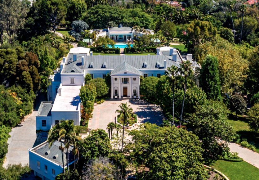 Historic Bel Air Estate Lists For 225 Million Maine