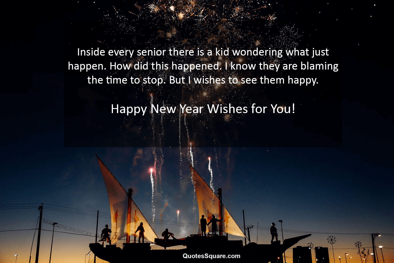 Happy New Year 2019 Greetings Quotes For Seniors Happy New Year Happy New Year Wishes New Year Wishes