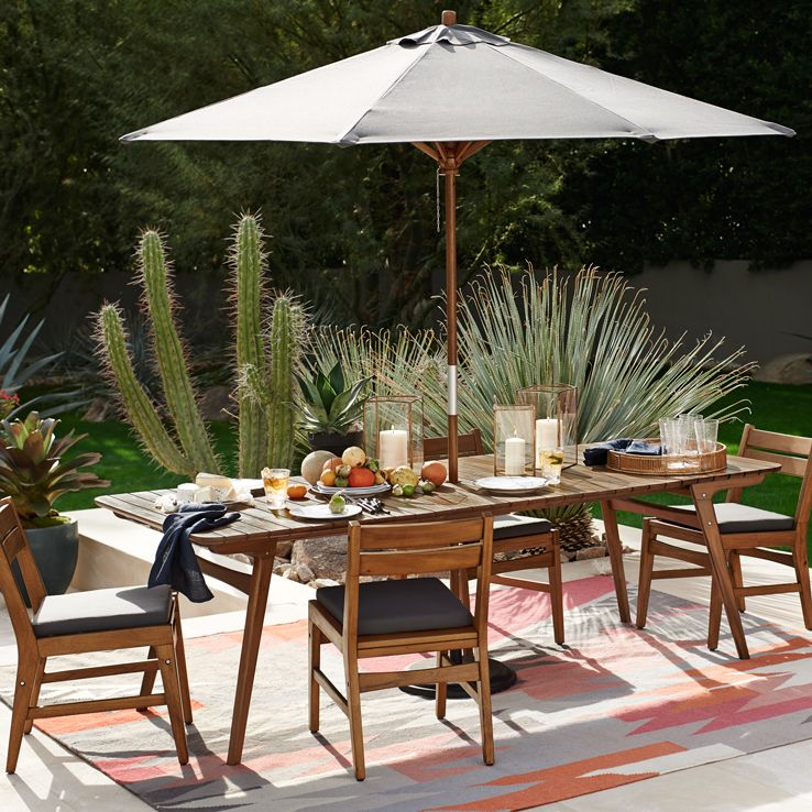 Set Up Your Outdoor Space Like Will Taylor