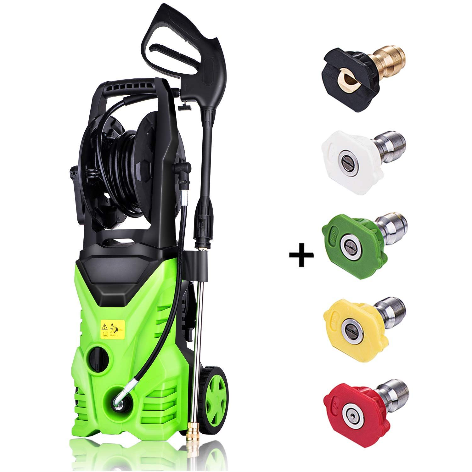 Schafter St5 Pressure Washer Review Electric Pressure Washer