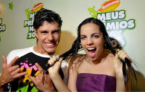 Maria Gabriela de Faria and Reinaldo Zavarce