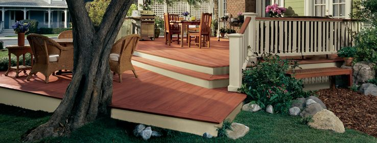 Decks Sherwin Williams Staining Deck Deck Paint Deck Stain Colors