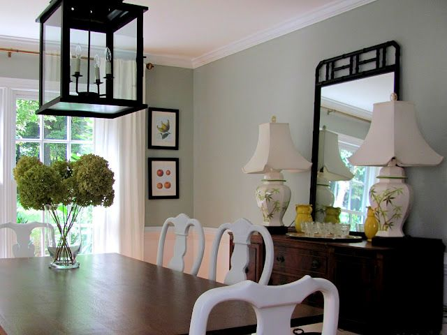Cottage And Vine The Lantern Is Up Dining Room Colors Room Colors Dining Room Paint #paint #my #living #room